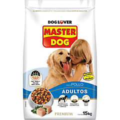 Alimento seco para perro adulto 15 kg pollo