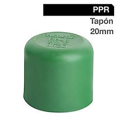 Tapón termofusión PPR 20 mm