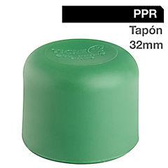 Tapón termofusión PPR 32 mm