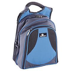 Mochila con accesorios para picnic 15 litros azul