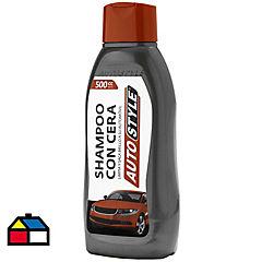 Shampoo para auto 500 ml botella