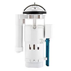 Sistema de descarga para estanque PVC