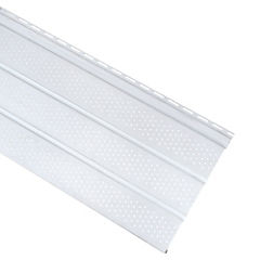 0.40x3.66 m Alero ventilación blanco T4