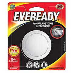 LinternaLED de luz de toque a pilas 30 lm