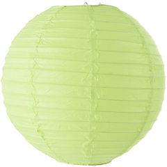 Lámpara de colgar Papel Jumok Verde