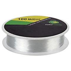 Nylon para pesca 0,40mm 100m Transparente