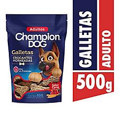 Snack para perro adulto 500 gr carne