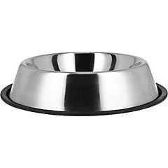 Plato para mascota 1,8 litros de acero inoxidable