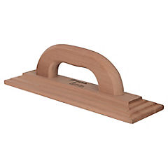 Platacho madera 9x30 cm