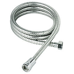 Flexible para ducha 1,5 m aluminio