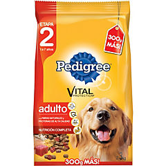 Alimento seco para perro 3 kg carne, pollo y cereales