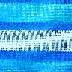 Malla Rachel 80% 2,1 azul - blanco