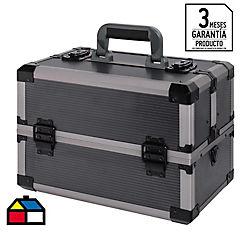 Caja de herramientas 22,6x36x25 cm plástico
