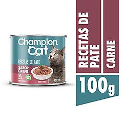 Alimento húmedo para gato adulto 315 g carne