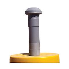 Filtro antiolores polietileno 53x15 cm