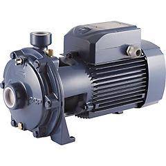 Electrobomba centrífuga doble impulso 2 HP 140 l/min
