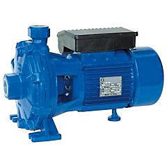 Electrobomba centrífuga doble impulsor 12,5 HP 500 l/min