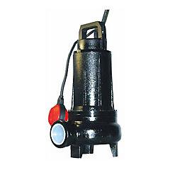 Electrobomba sumergible 1,5 HP 480 l/min
