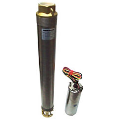 Electrobomba pozo profundo 2 HP 160 l/min