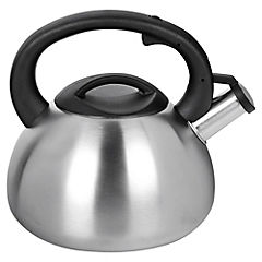 Tetera acero inoxidable 3,7 litros plateado