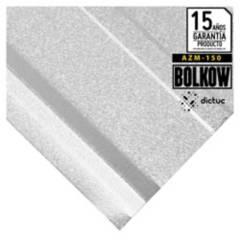 BOLKOW - 0.35 x 895 x 2500 mm. Plancha 5V gris Recubrimiento AZM150