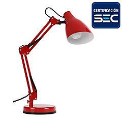 Lámpara de escritorio 33 cm 40 W