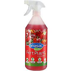 Fertilizante para plantas y flores líquido 1 litro botella