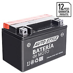 Batería para motocicleta 12 V 8 A