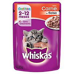 Alimento húmedo para gatito 85 g carne