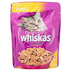Alimento húmedo para gato adulto 85 g pavo