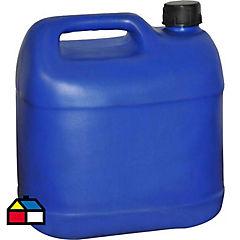 Bidón doméstico 20 litros plástico