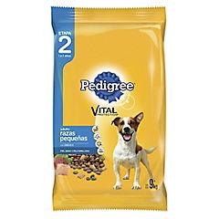 Alimento seco para perro adulto 9 kg carne y vegetales