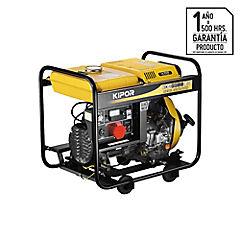 Generador eléctrico a diesel 5000 W