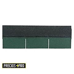 305 x 914 Teja asfáltica gravillada Classic Verde