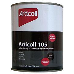 Adhesivo para marcos y guardapolvos 1/4 gl