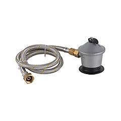 Kit regulador de gas + manguera