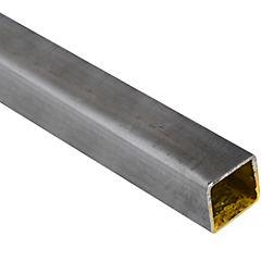 15x15x1mm x6m Perfil tubular cuadrado