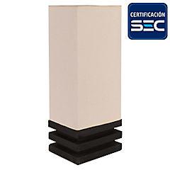 Lámpara de mesa 28 cm 60 W