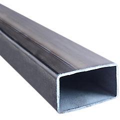 80x40x2mm x6m Perfil tubular rectangular