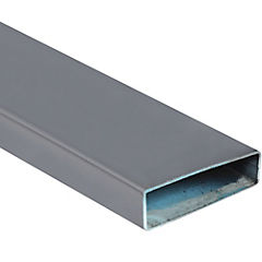 150x50x2.0mm x6m Perfil tubular rectangular