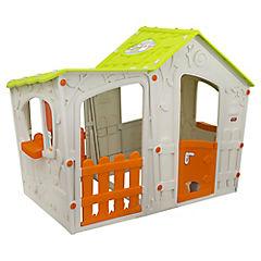 Casa de juegos 126x110x169 cm