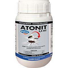 Insecticida concentrado para interiores y exteriores 100 ml