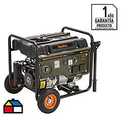Generador eléctrico a gasolina 2200 W 10 hr
