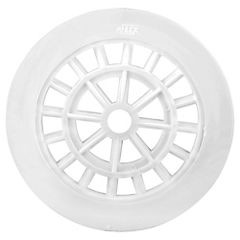 Rejilla para pileta 15 cm redonda Blanca