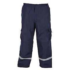 Pantalón de trabajo azul