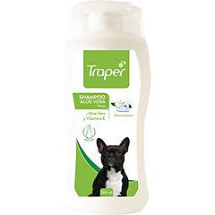 Shampoo para perro adulto 260 ml Aloe vera
