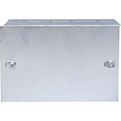 Caja 100x50x100 mm zincado