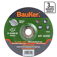 Disco de desbaste metal 7