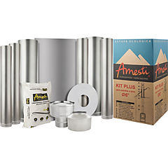Kit instalación calefactor 6