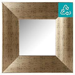 Espejo cuadrado 40x40 cm Dorado